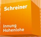 Schreiner-Innung Hohenlohe Logo